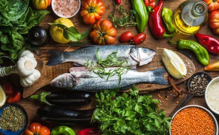 Étrend mediterrán előnyei