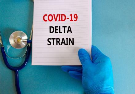 Koronavírus delta variáns usa