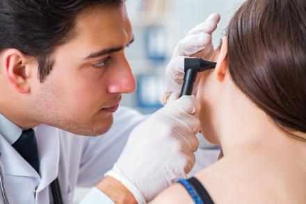 Fülvizsgálat orvos
