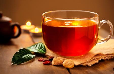 Fekete tea antio