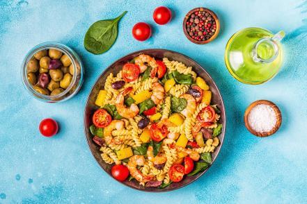 Szívinfarktus ellen mediterrán étrend