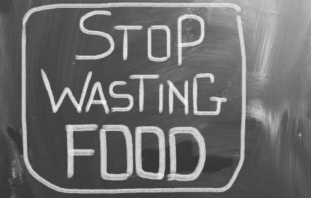 Élelmiszerpazarlás stop