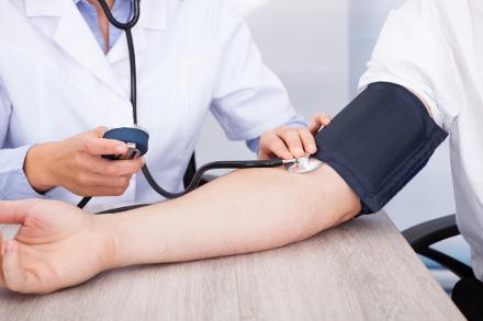Vérnyomásmérés magas vérnyomás