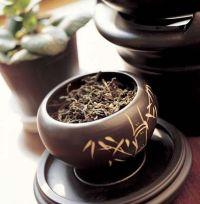 fekete tea tealevél