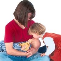 szoptatás, anyatej, lisztérzékenység