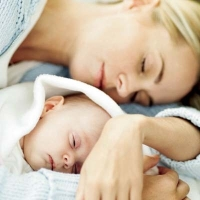 szülés, alvás, fogyás