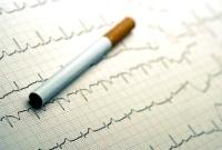 cigarettafüst, dohányzás, szív
