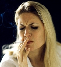 dohányzás, stressz