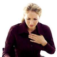 gyomorégés, szívroham