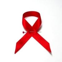 piros szalag, HIV, AIDS