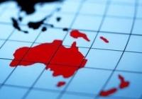 Ausztrália térképen, HIV, AIDS