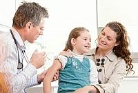 influenzaoltás, kisgyerekek
