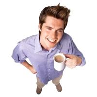 kávé, prosztatarák