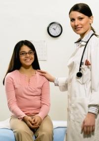 nőgyógyászati vizsgálat