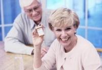 nyugdíjas pár, potencianövelő gyógyszer