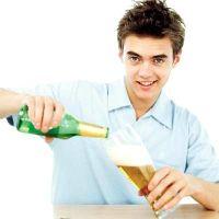 alkoholfogyasztás, tizenévesek