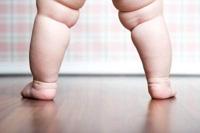 pufók csecsemő, túlsúly, testsúly