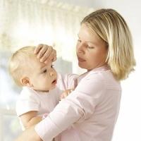 influenza, csecsemő