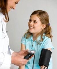 vérnyomásmérés, vérnyomás, gyermekkor