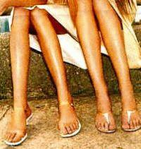 női lábak, vénás, betegség, visszér