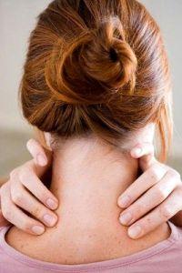 nyakfájás testtartás