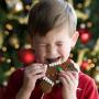 karácsony, fogak